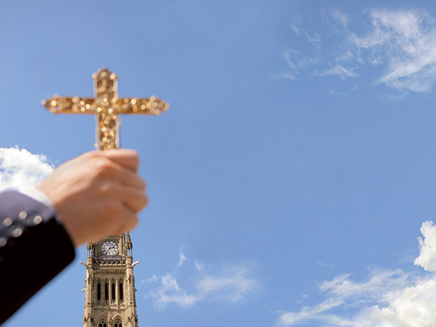 Stephen Harper and the Theo-cons The rising clout of Canada's religious right By Marci McDonald