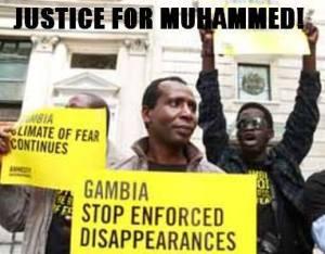 Justice for Muhammed Sillah#JusticeforMuhammed Sillah