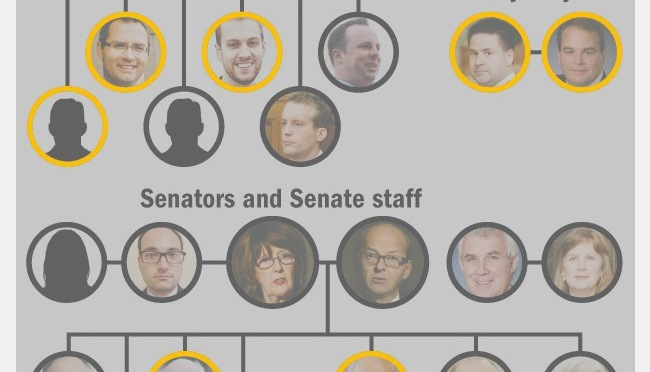 THE SENATE EXPENSES SCANDAL: Who 's Who: The Auditors